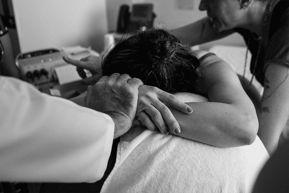 Massagem para Casais Grávidos